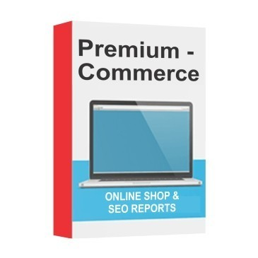 Premium - Commerce Website Package